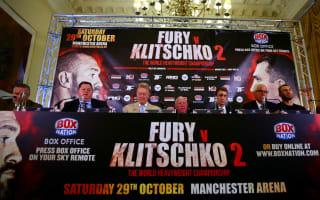 Fury-Klitschko II postponed again