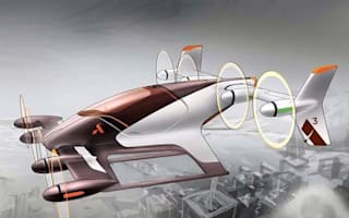 Airbus reveals flying vehicle project called Vahana