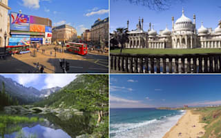 The seven (budget) wonders of Britain