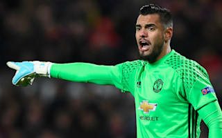 United keeper Romero dismisses Inter and Serie A links