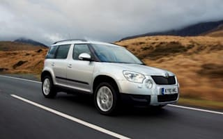 Skoda Yeti voted UK's best car by owners