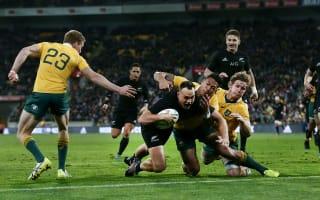Dagg at the double as All Blacks retain Bledisloe Cup