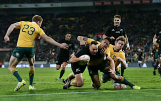 Dagg at the double as All Blacks retain Bledisloe Cup