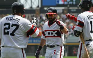 White Sox upstage Tigers, Gonzalez leads Dodgers