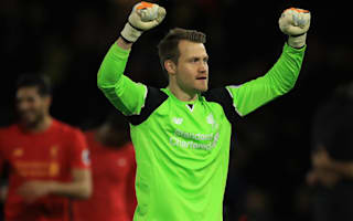 Liverpool have three finals left - Mignolet eyes top four-finish
