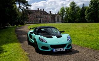 Lotus unveils new Elise Cup 250