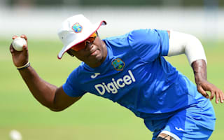 Samuels heads missing West Indies quartet