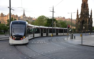 Edinburgh's new tram service hailed 'fantastic'