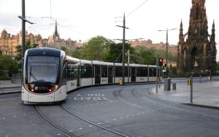 Edinburgh's new tram service hailed 'fantastic'