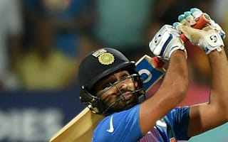 Rohit dominates Eden Gardens once again as Mumbai get off the mark