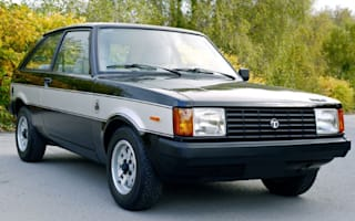 Brand new classic Lotus Sunbeam up for auction