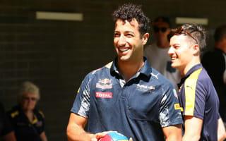 Ricciardo: I won't be replacing Rosberg at Mercedes