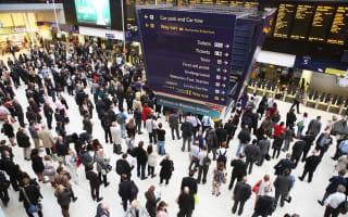 Southern Rail staff fail to spot fake bomb on train