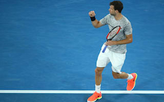 Dimitrov on a roll in Rotterdam