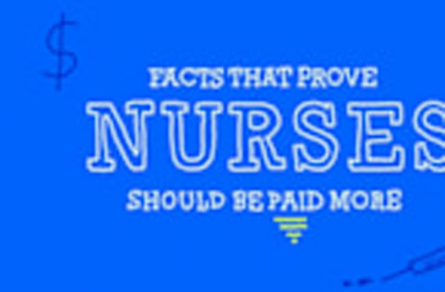Facts That Prove Nurses Should Be Paid More