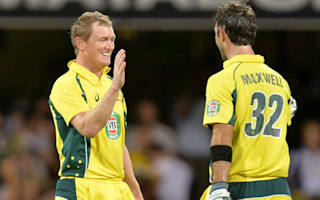 Australia win again despite more Rohit heroics