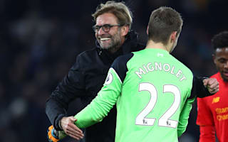 'I am happy with our goalkeepers' - Klopp unlikely to move for Hart