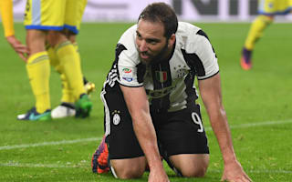 Higuain and Benatia to miss Sevilla clash