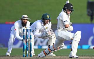 Latham leads New Zealand response