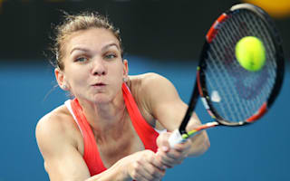 Halep marches on in Sydney, Puig dumps out Stosur