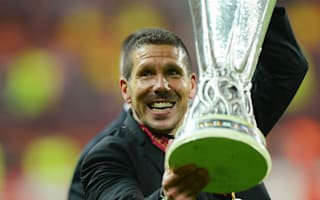 Five trophies and record runs - Simeone's five years at Atletico Madrid