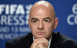 Infantino has Blatter wine cellar removed as part of FIFA reform commitment