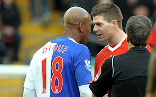 Gerrard killed Liverpool and did nothing for England, rages Diouf