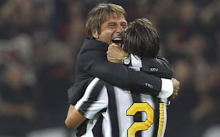 Pirlo hails 'genius' Conte's precision approach