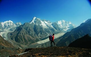 Take a hike! Book onto the world's most expensive trek