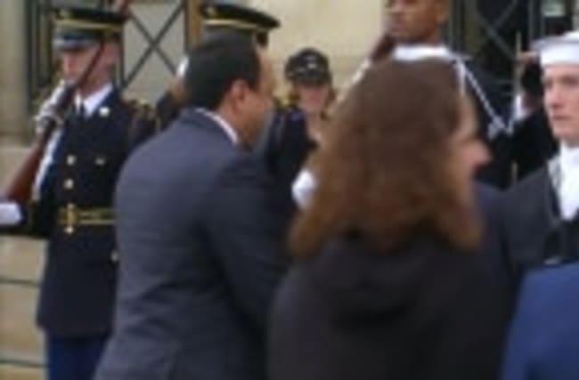 Mattis welcomes Qatari defense minister