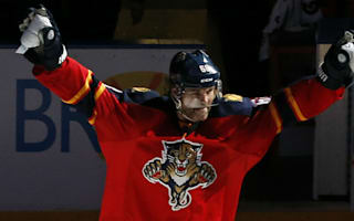 Panthers re-sign Jagr to one-year deal