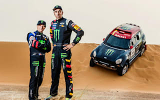 Dakar Rally driver Nani Roma speaks exclusively to AOL Cars