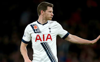 Injured Vertonghen sets March comeback target