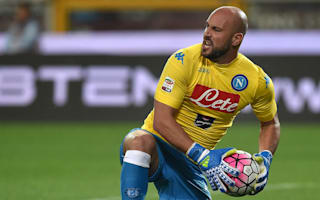 'Bull****!' - Reina fumes at Barcelona speculation