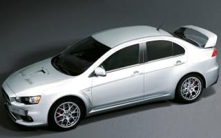 The Mitsubishi Evo returns!