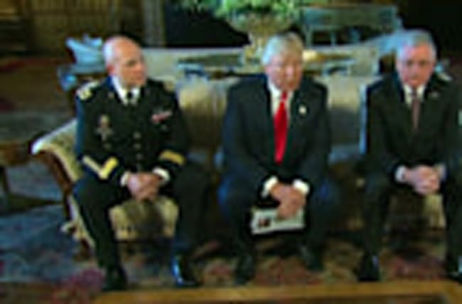 Trump adds McMaster, Kellog to national security team