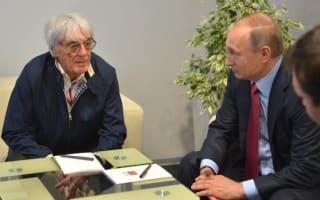 Bernie Ecclestone denies rumours of F1 rival series