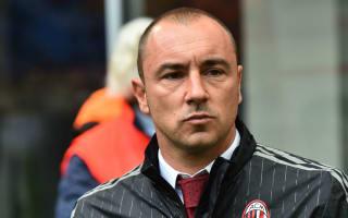 Brocchi: Milan lack fight