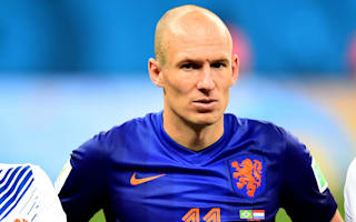 What can you say? This is a nightmare - Robben blasts Netherlands defeat