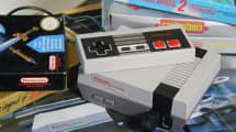 Nintendo ha vendido 2,3 millones de NES Mini