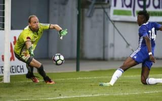 Chelsea cruise to win as Batshuayi makes debut