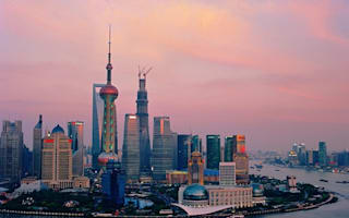 Video of the day: Time-lapse Shanghai city skyline