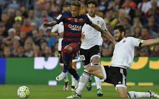 Neymar is being persecuted, claims Alves