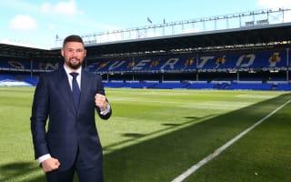 Boxer Bellew warns Barcelona to 'keep away' from Everton boss Koeman