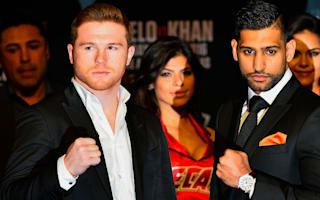 Beating Canelo would be my biggest achievement - Khan