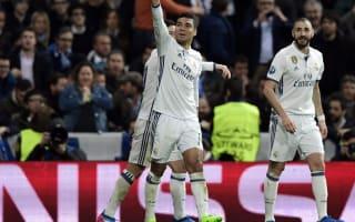 'I wanted to smash it' - Casemiro practiced Napoli stunner