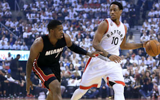Raptors outlast Heat in OT, level series