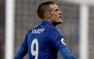 Vardy ignoring critics after hat-trick