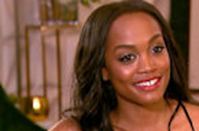 EXCLUSIVE: 'Bachelorette' Rachel Lindsay on Why She Decided to Kiss a Suitor on Premiere Night