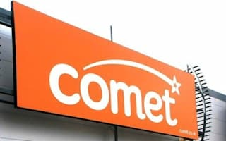 Taxpayer faces bill for Comet staff